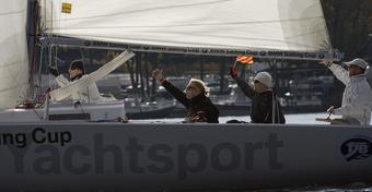 Tarnacki Racing bez sukcesów w Berlinie