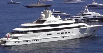 10 najdroższych jachtów motorowych świata - AKTUALNY RANKING [wideo]