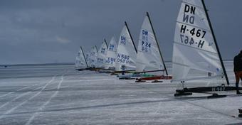 Jak zacząć uprawiać żeglarstwo lodowe?