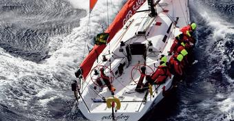 Prowadzenie jachtu w sztormie. ABC sztormowania