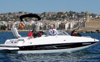 Bayliner 215: Deck Boat Baylinera