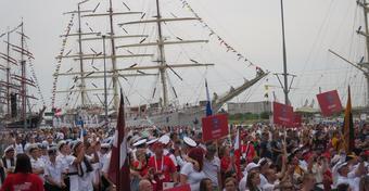 Szczecin zaprasza na The Tall Ships Races 2017. Na początek... tramwajem!