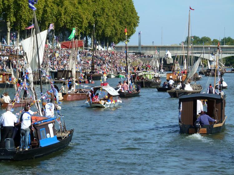 Festiwal Wisły na wzór Festiwalu Loary